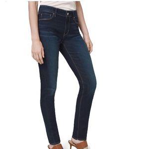White House Black Market Skinny Leg Jeans